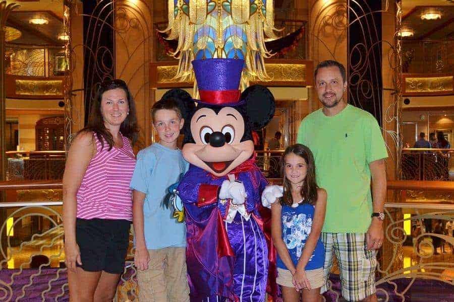 Disney Halloween Cruise Meet & Greets