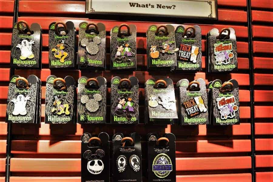 Disney Halloween Trading Pins