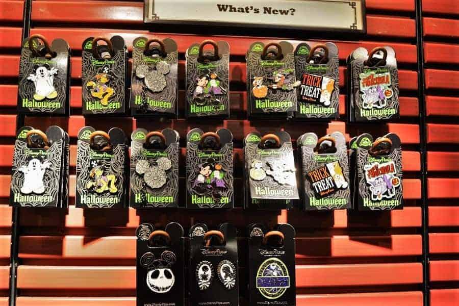 Disney Halloween Trading Pins