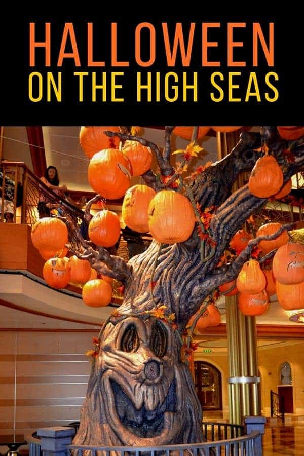 Check out Halloween on the High Seas from Disney Cruise Line