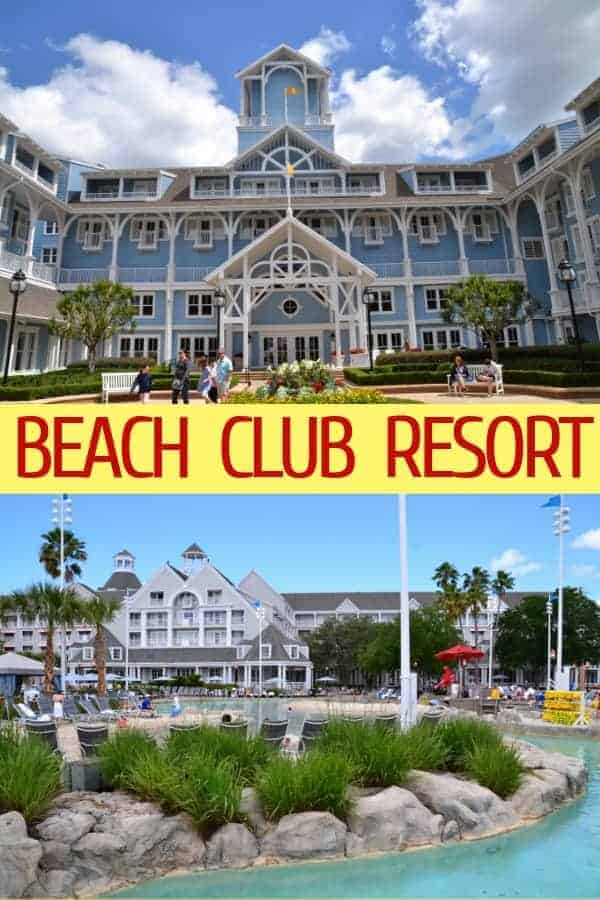 Disney Beach Club Resort Review