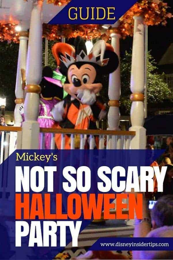 Guide to Mickey's Not So Scary Halloween Party (Tips & Tricks)