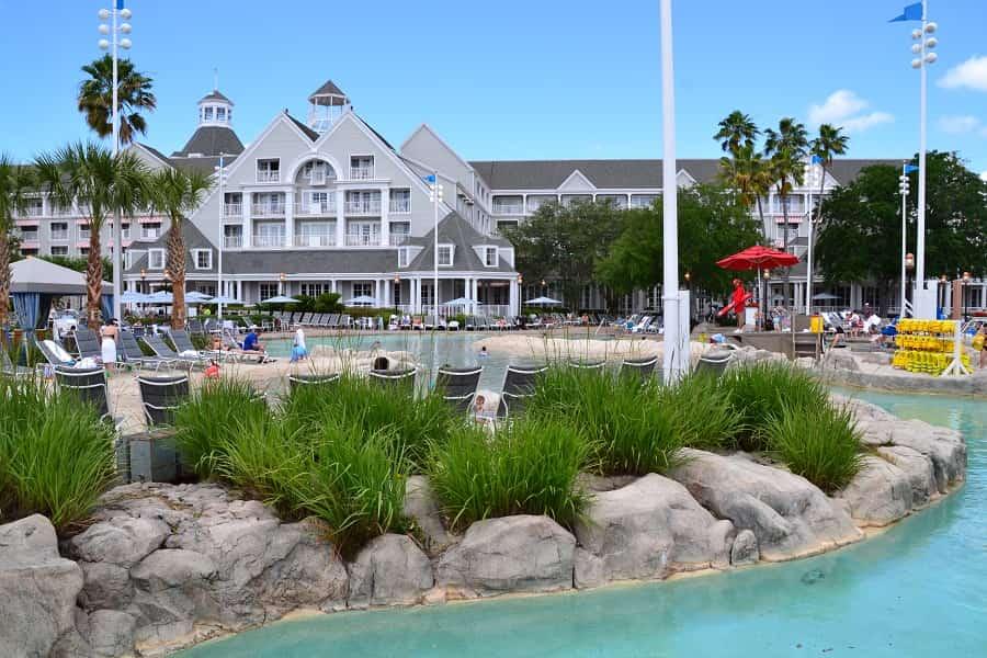 Disney Beach Club Resort Pool