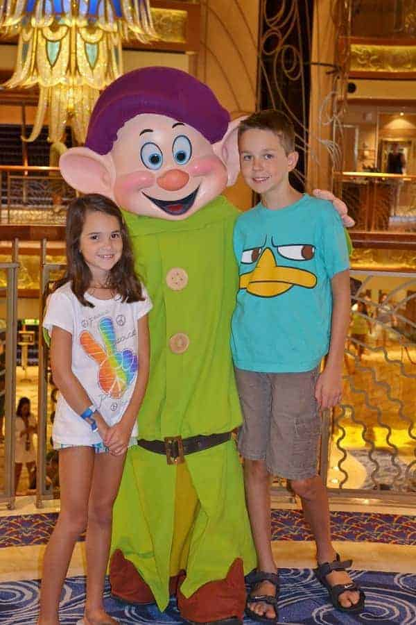 Disney Dream Meet & Greet with Dopey
