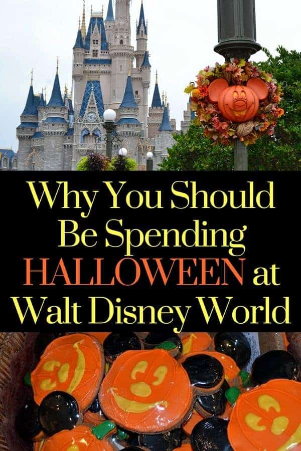 Why You Should Spend Halloween at Magic Kingdom