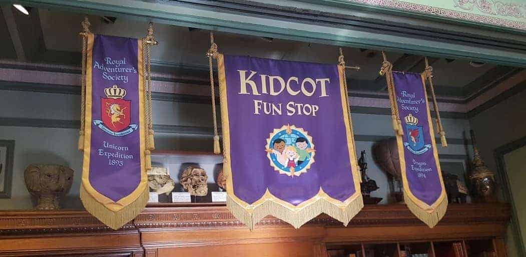 Kidcot Fun Stop Experiences
