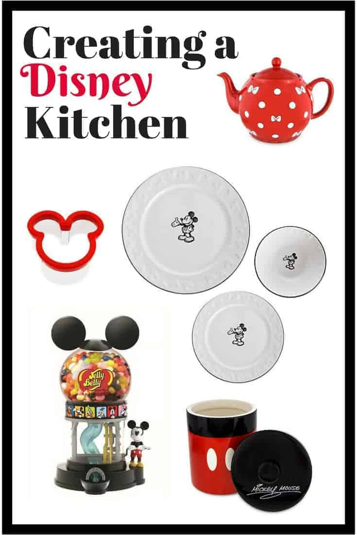 Here Are Some Of Our Favorite Disney Kitchenware Pieces: