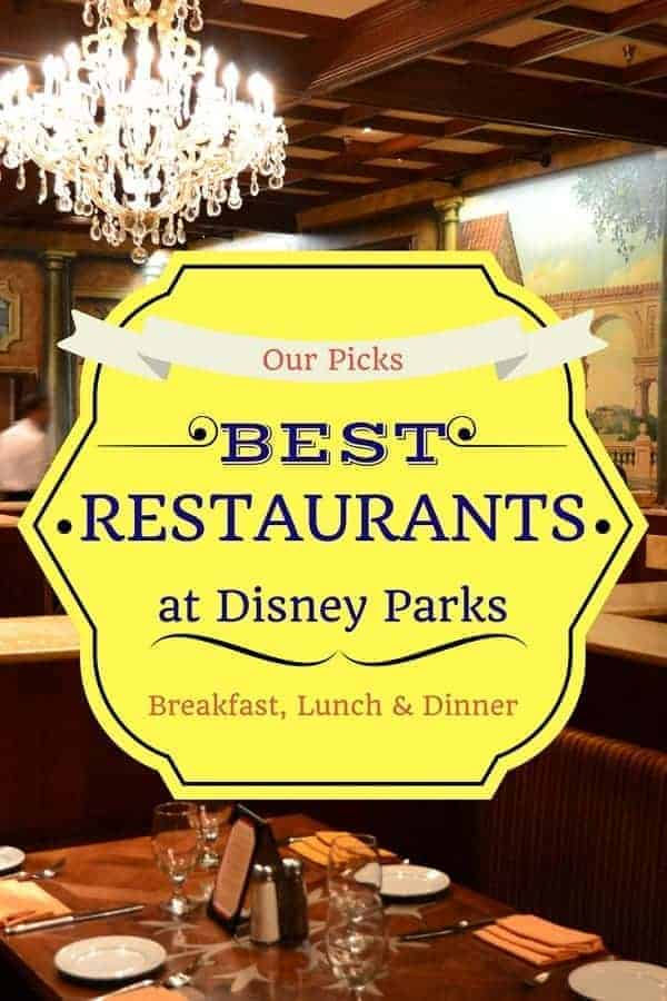 Best Quick Service Restaurants In Hollywood Studios