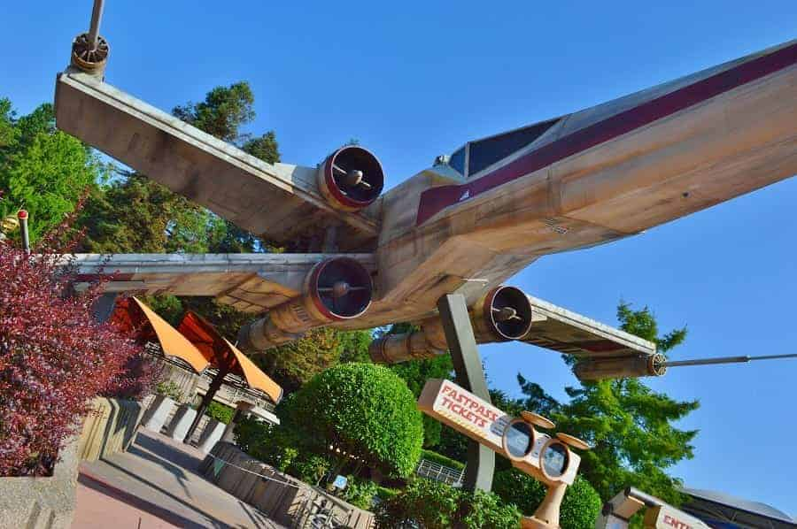 Star Tours in Disneyland Paris