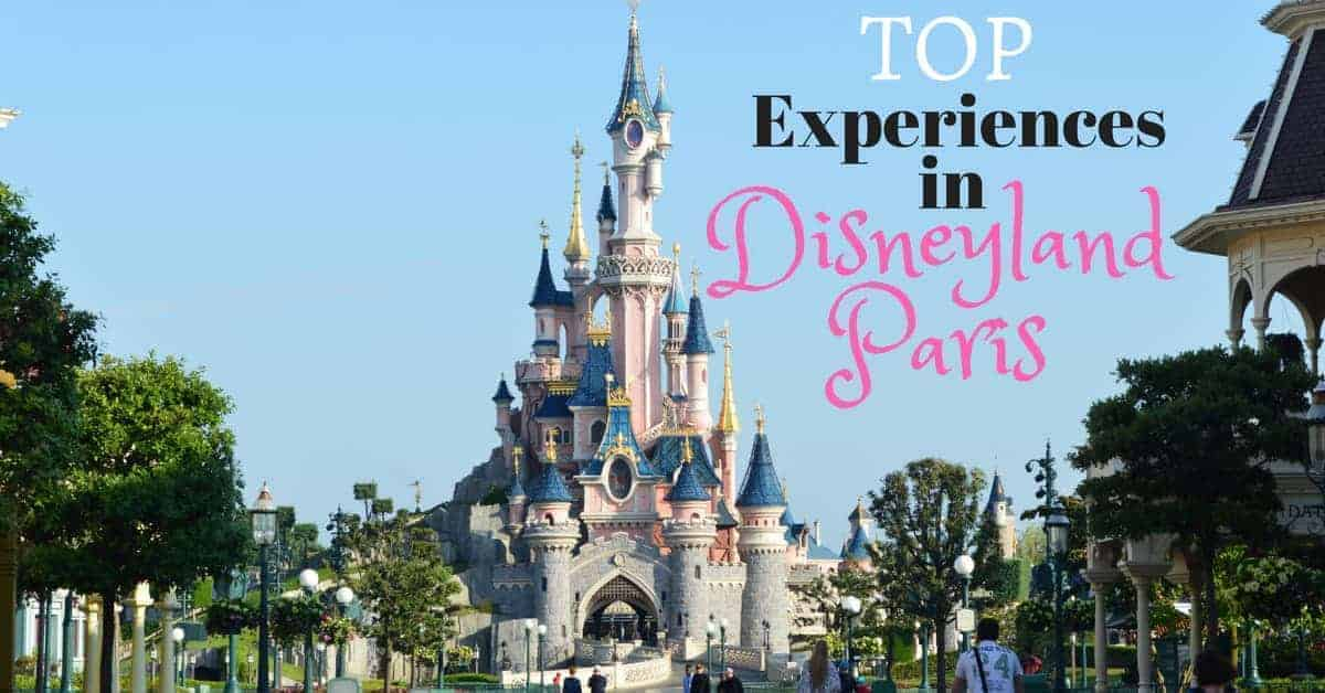 Top Things to Experience in Disneyland Paris