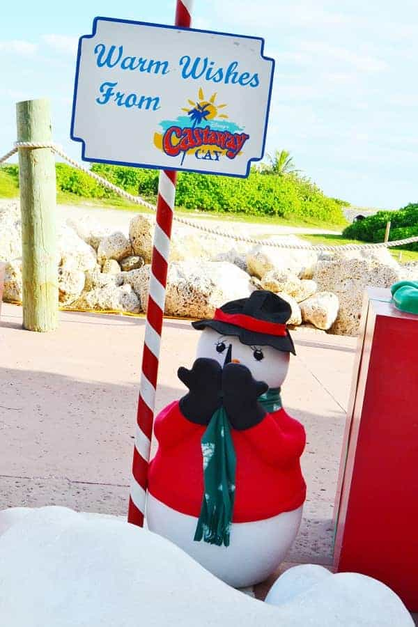 Castaway Cay on a Disney Cruise