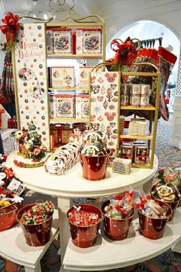 Grand Floridian Resort Christmas Shop