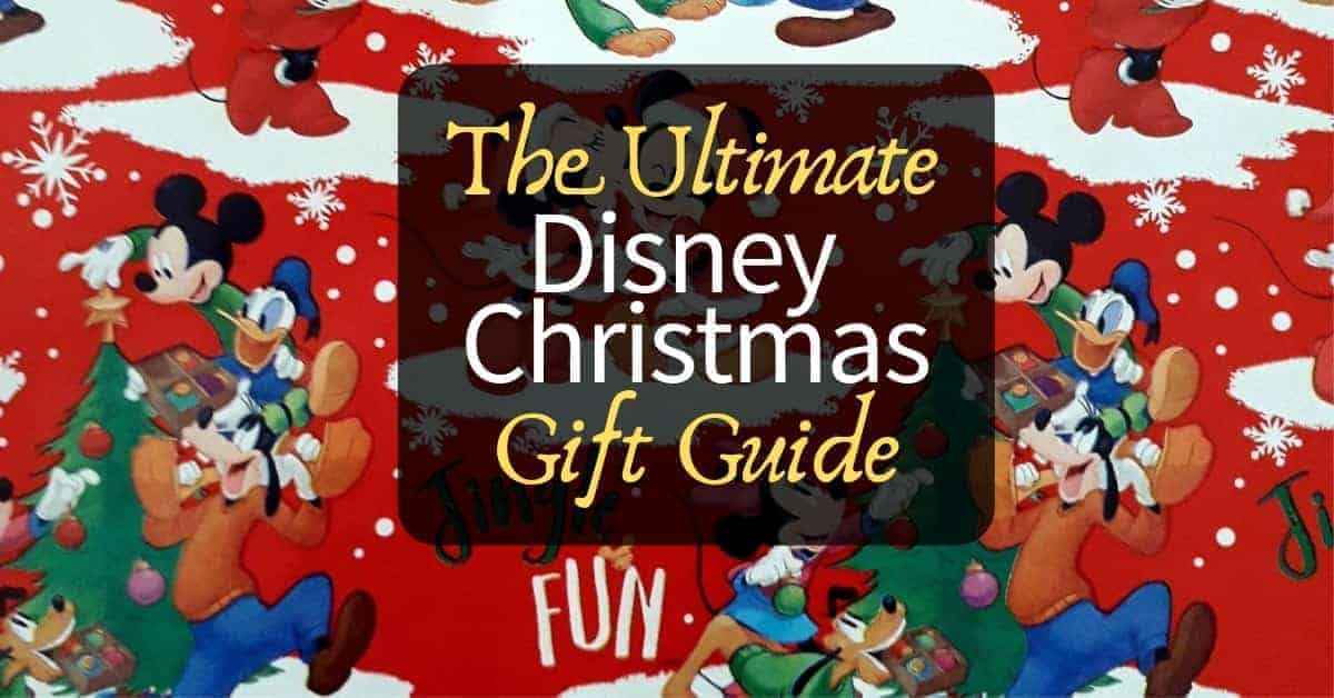 Ultimate Disney Christmas Gift Guide