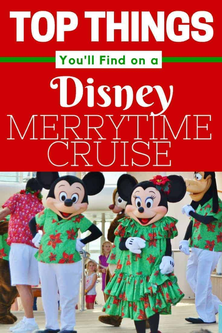 Things You Will Experience on a Disney Christmas Cruise
