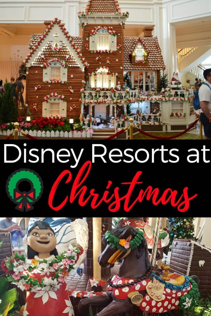 Best Disney Resort Christmas Decorations