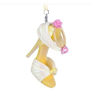 Disney Princess Shoe Ornaments