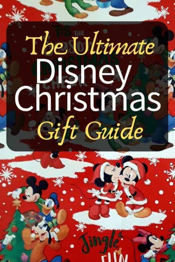 2018 Ultimate Disney Christmas Gift Guide