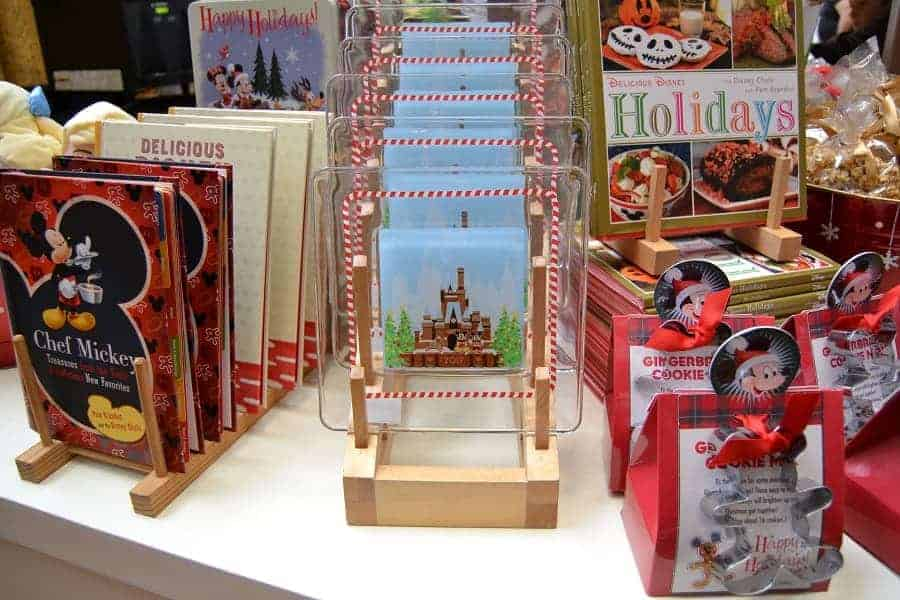 Holiday Gifts at Disney's Contemporary Resort