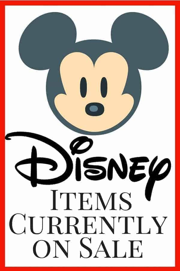 Disney Merchandise Currently on Sale for Christmas