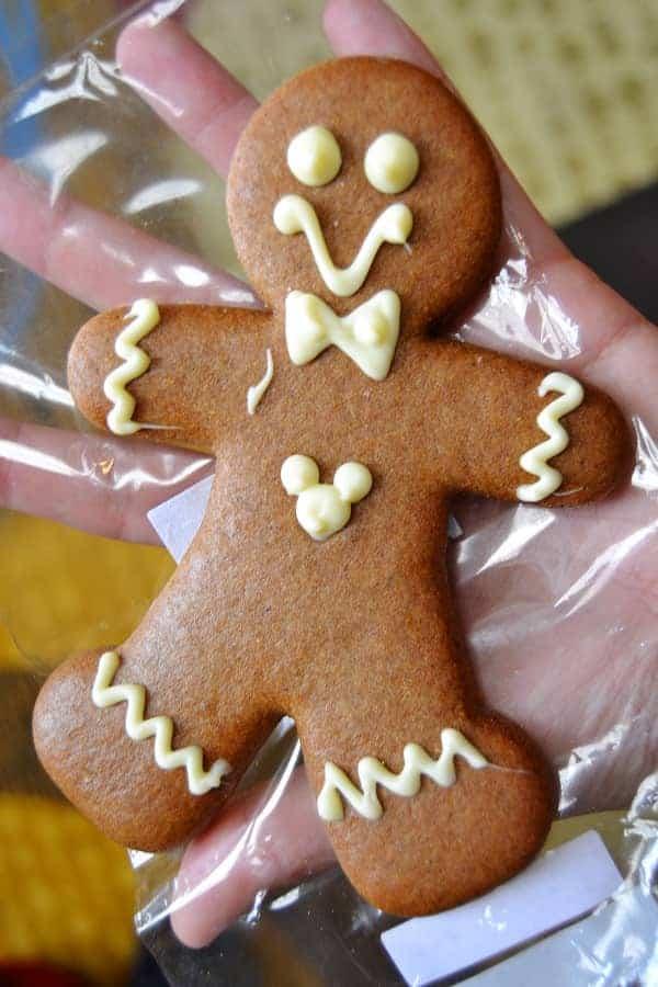 Gingerbread Men in Disney