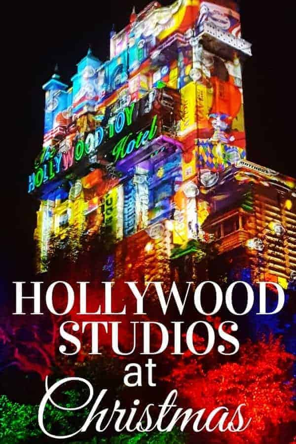 Why You Should Visit Hollywood Studios at Christmas