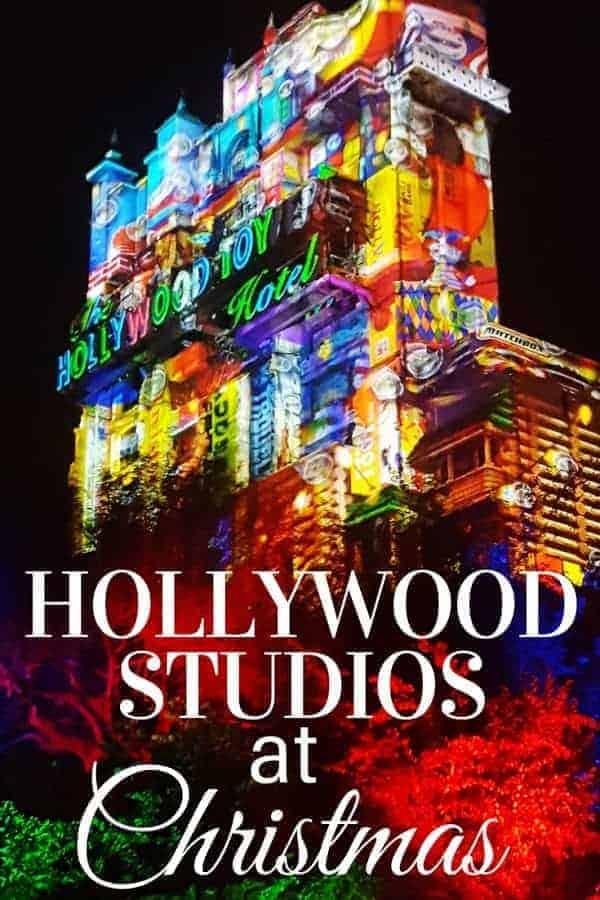 Why You Should Visit Hollywood Studios at Christmas