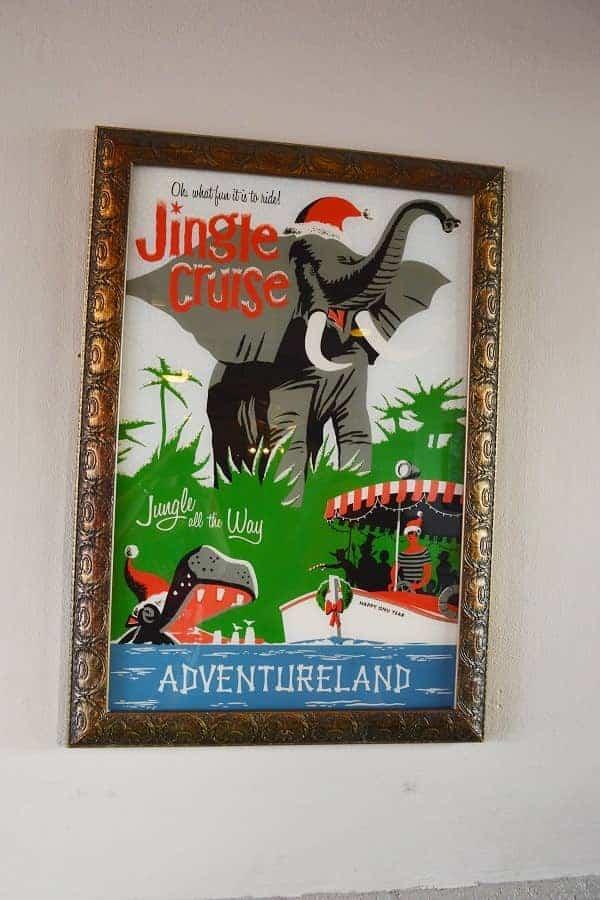 Jingle Cruise Poster