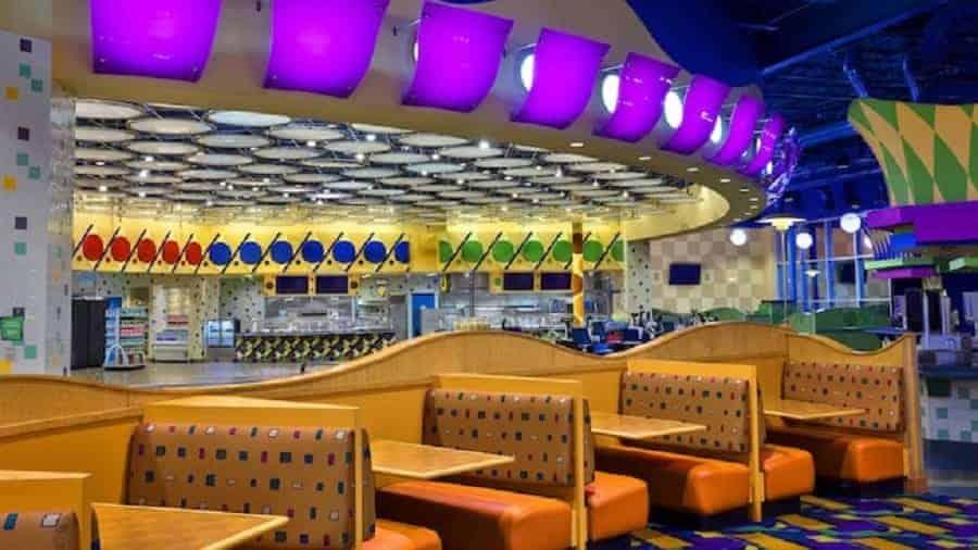 Pop Century Food Court
