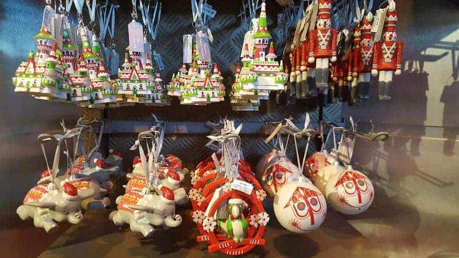 Disney Christmas Ornaments for 2018