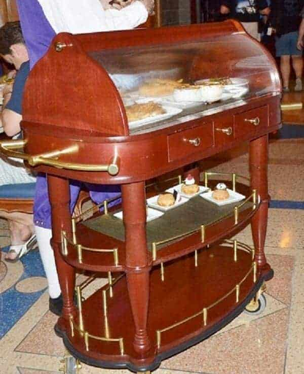 Be Our Guest Dining Cart