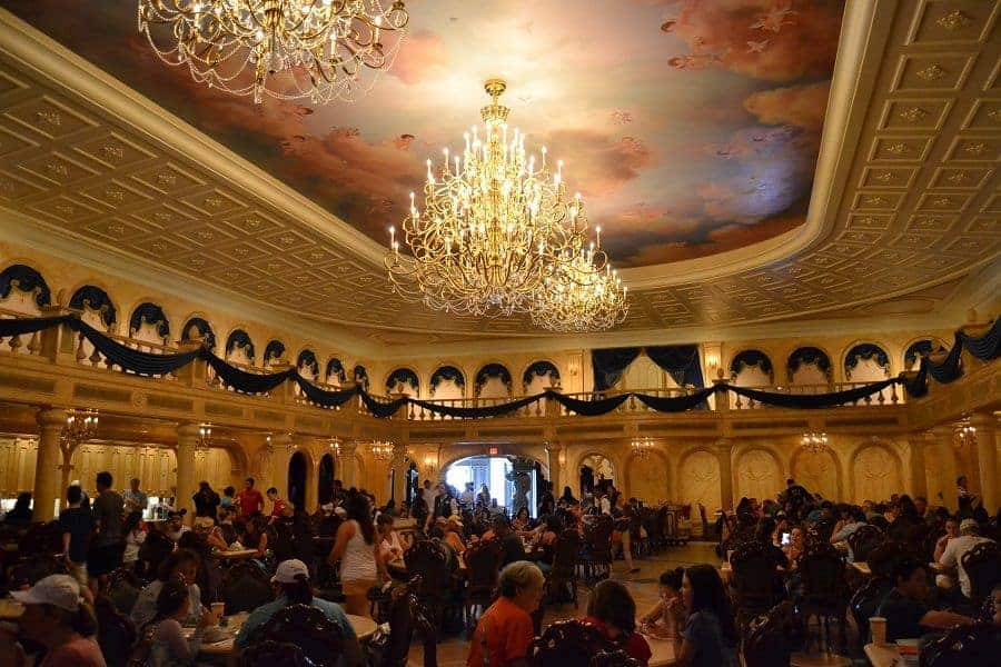 Be Our Guest Main Ball Room