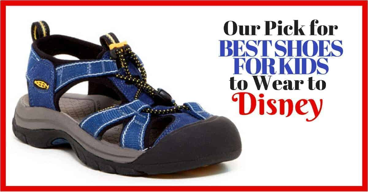 Best Shoes for Disney for kids