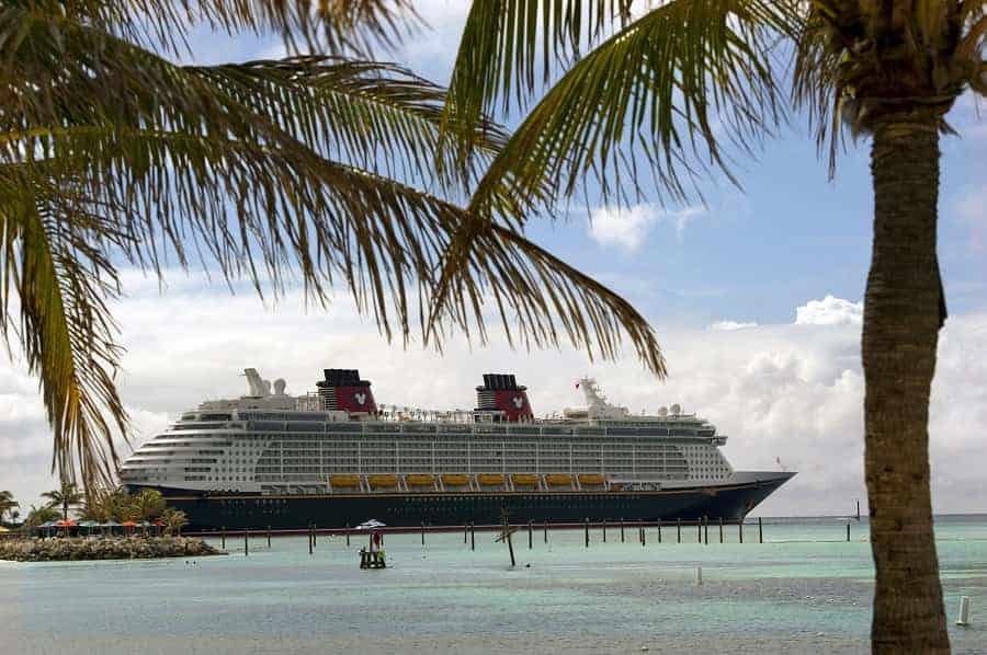 Disney Cruise Fantasy Ship