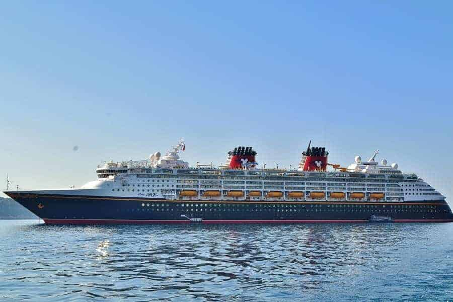 Disney Mediterranean Cruise on Disney Magic