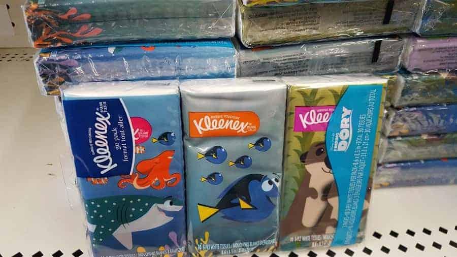 Disney Kleenex