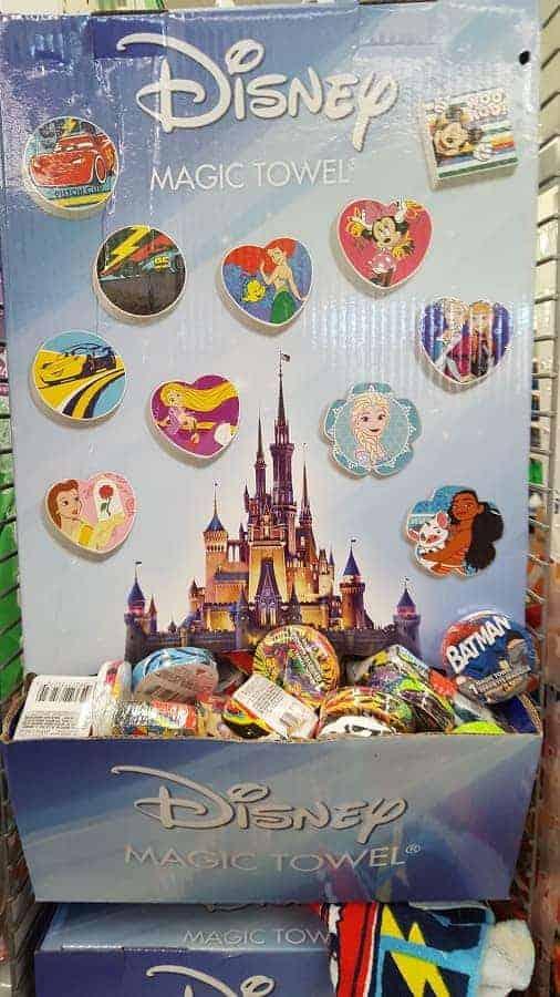 Disney Magic Towels