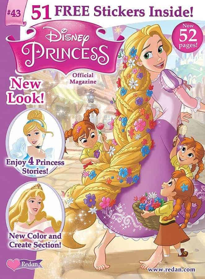 Disney Princess Magazine Subscription Deal