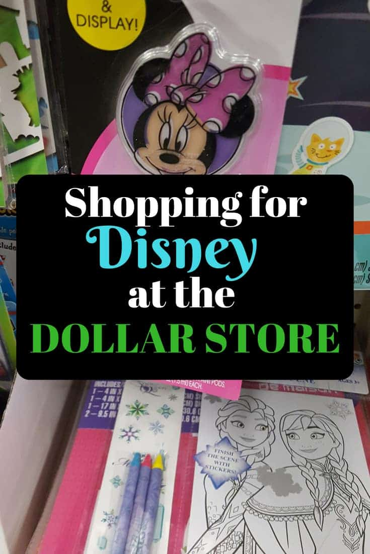 Shopping for Disney: Dollar Tree Finds to Pack for Trips or Give as Gifts