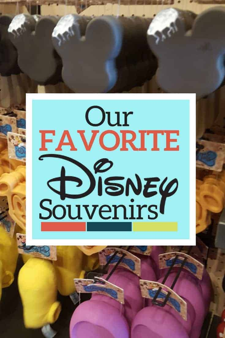 Favorite Disney Souvenirs