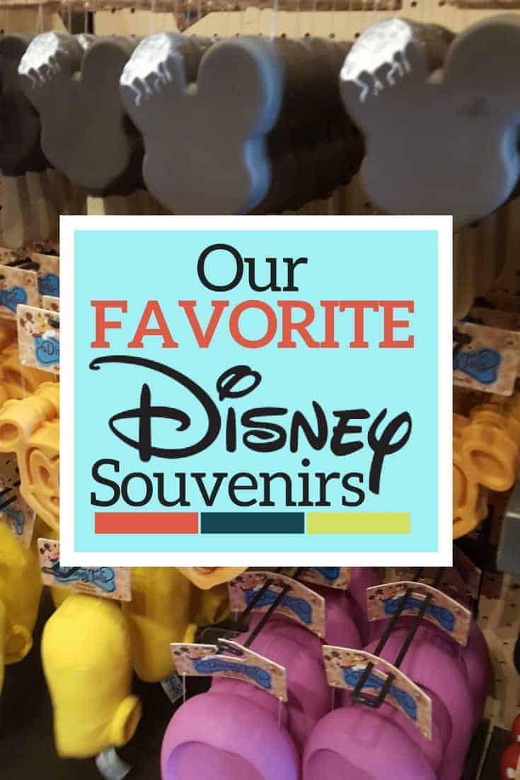 Favorite Disney Souvenirs