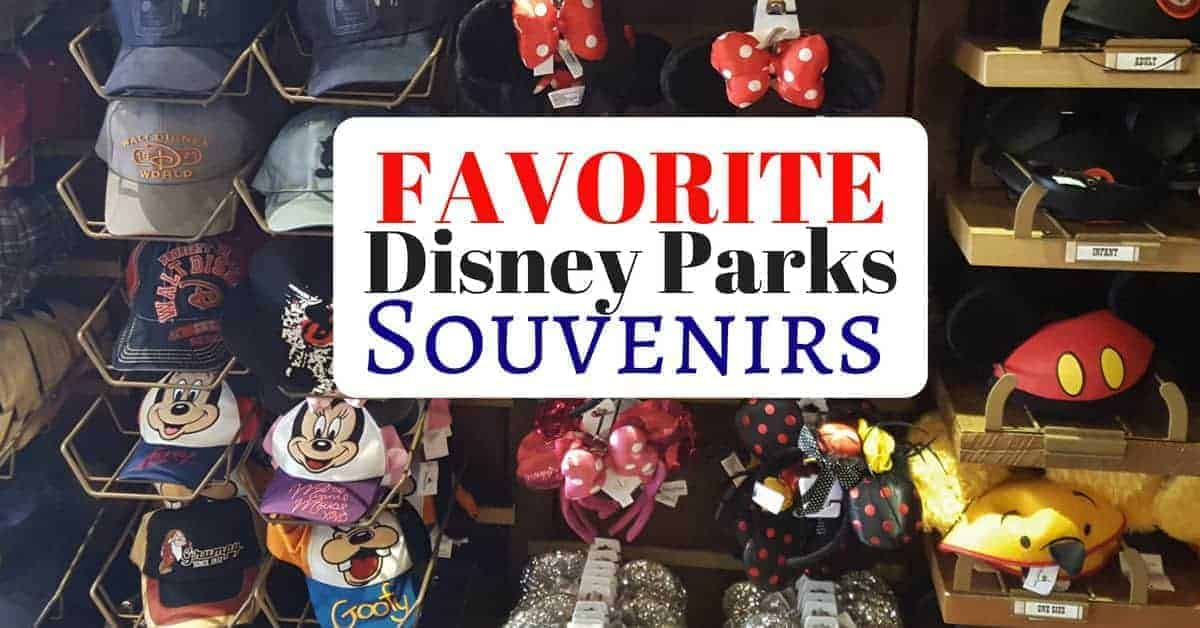 Some of our favorite Disney Souvenirs