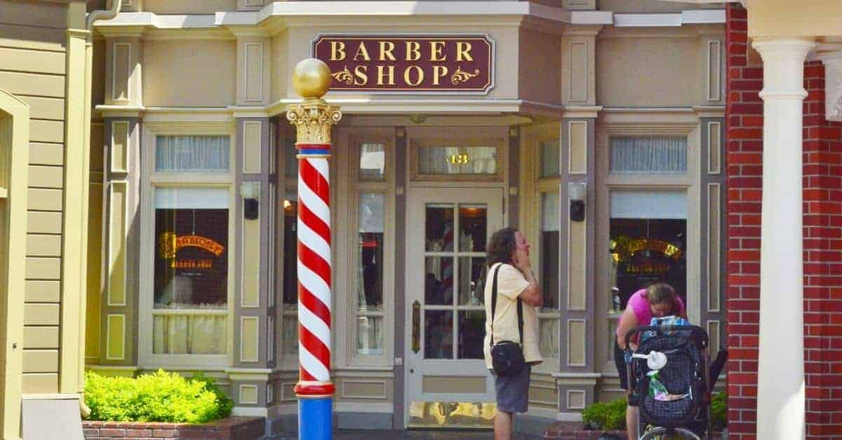 Magic Kingdom Harmony Barbershop