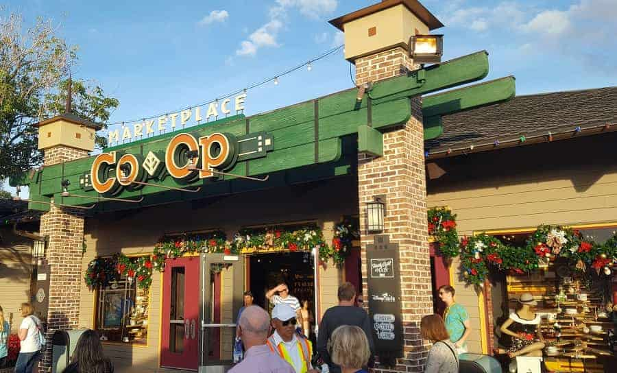 Marketplace Co Op at Disney Springs