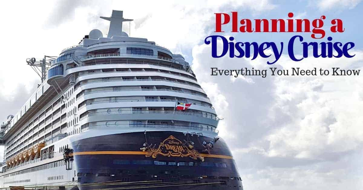 Planning Your Disney Cruise Vacation