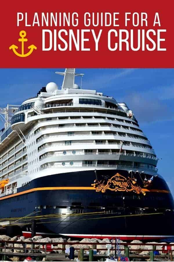 Planning a Disney Cruise: Tips for first time Disney Cruisers