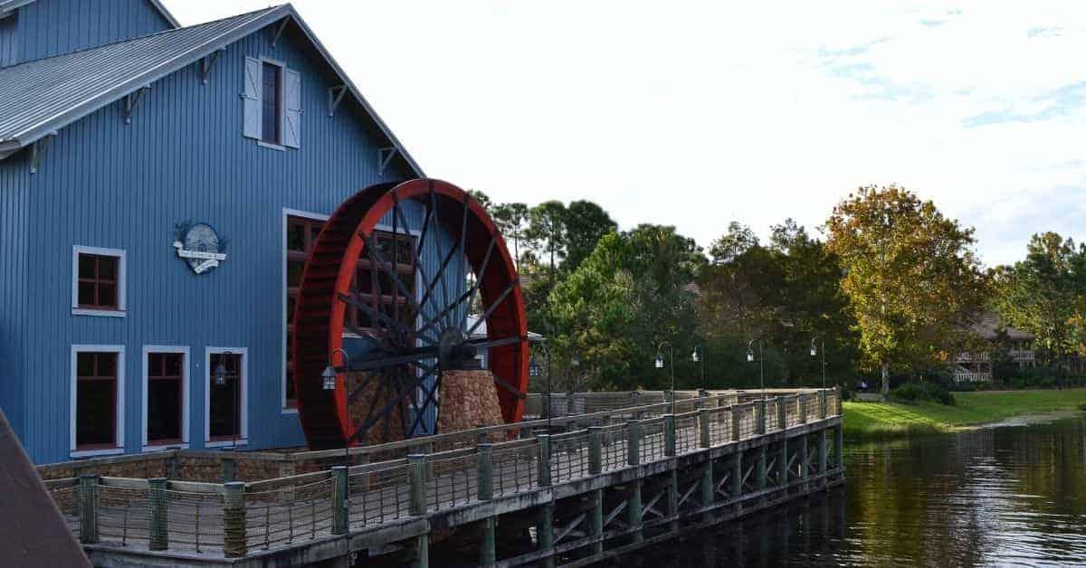Port Orleans Resort at Riverside