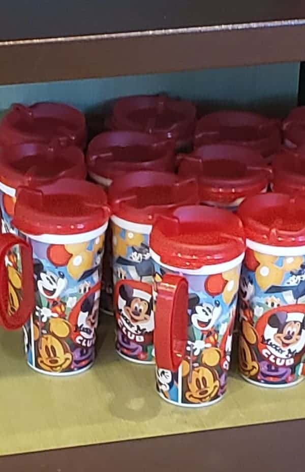 2019 Disney Refillable Mug Design