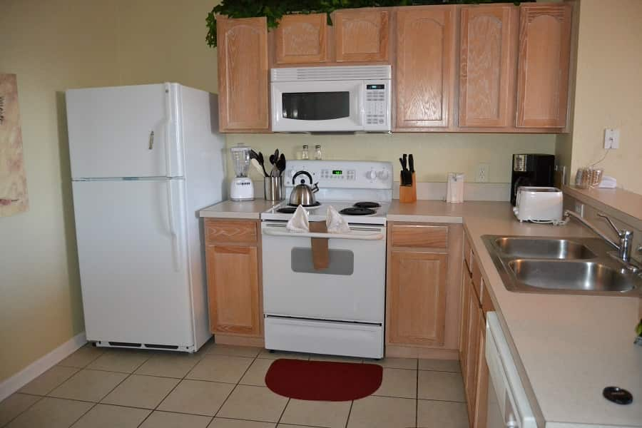 Kitchens in Windsor Hills Rentals