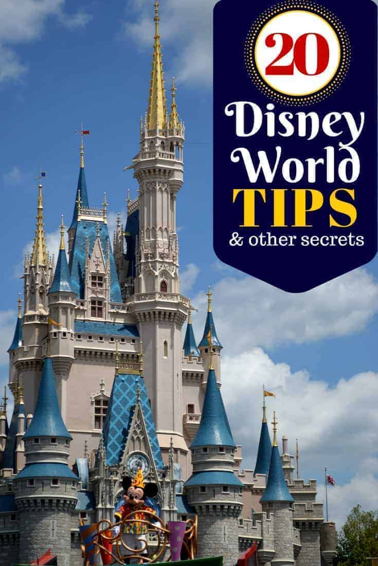 20 of Our Most Popular Disney World Tips and Secrets
