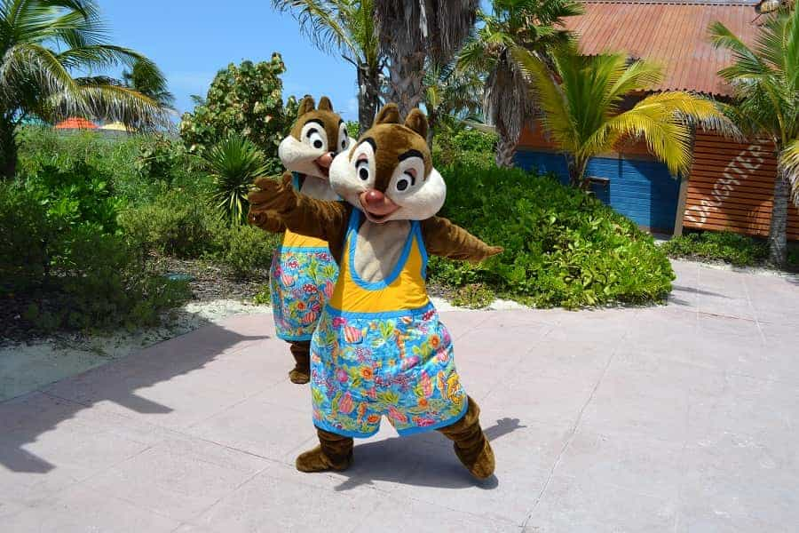Castaway Cay Dance party